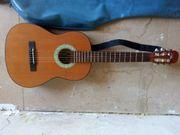 Hopf Gitarre Meisterwerkstatt Bespielbar 1976