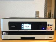 Brother MFC J4510WD inkl Patronen