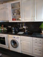 Einbauküche mit allen Geräten zu
