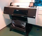Großformatdrucker EPSON Stylus
