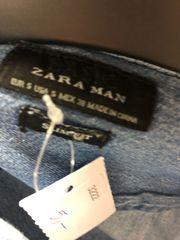 jeans jacke von Zara