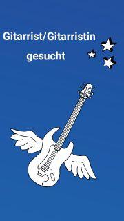 Sängerin sucht Gitarrist/