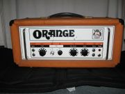 Orange Amp or