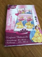 Disney Princess Bettwäsche
