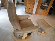Original Stressless Sessel mit passendem