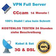 VPN Service 14 Monate CCcam