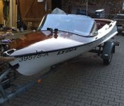 Sportboot Poncelet Belgien 30PS BJ