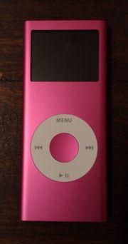 iPod nano 2 Generation pink