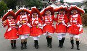 Karnevalskostüme für Damen