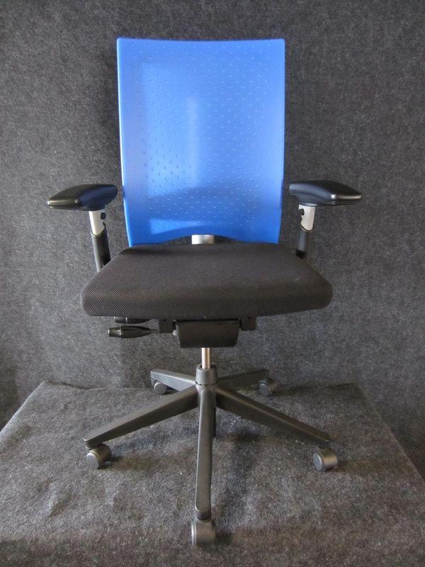 Drehstuhl Von Comforto Mit Rückenschale In Wuppertal Büromöbel