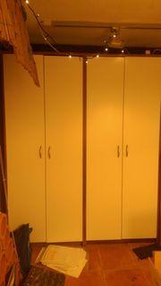 verkaufe praktische Büromobel 2 Hochschränke