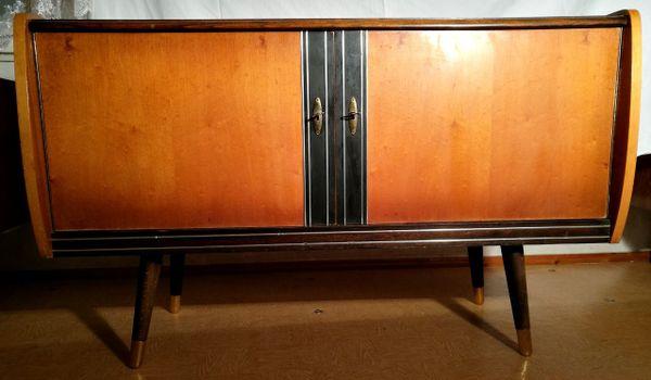 Sideboard 60er Jahre sideboard 60er jahre echtholz furnier in münchen