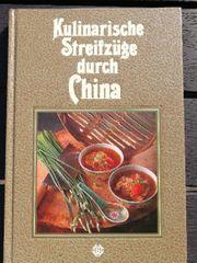 kulinarische Streifzüge durch China