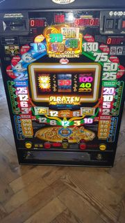 BALLY PIRATENGOLD GELDSPIELAUTOMAT