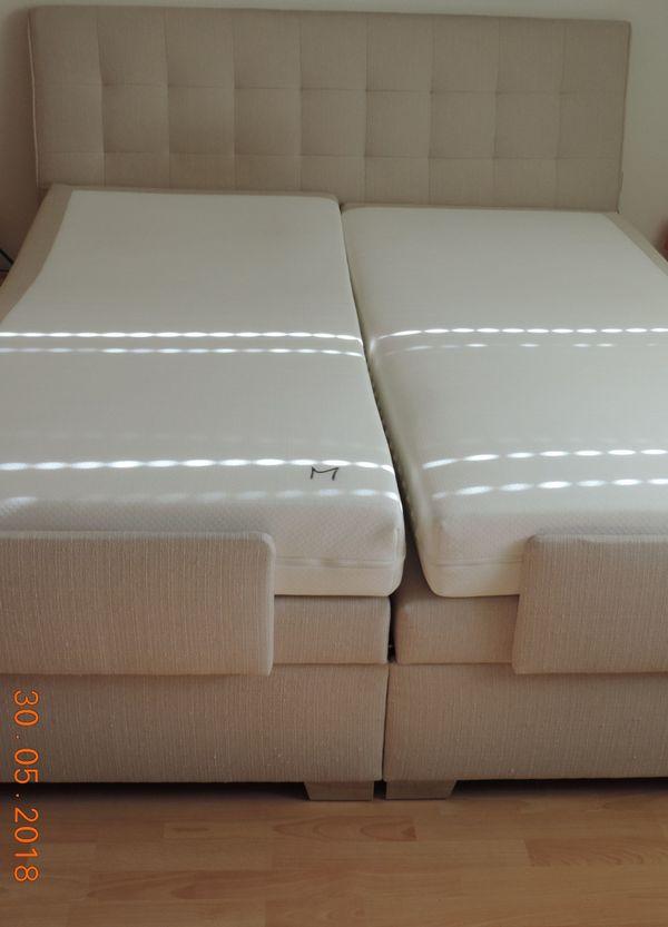 boxspringbett beige ankauf und verkauf anzeigen billiger preis. Black Bedroom Furniture Sets. Home Design Ideas