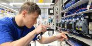 Facharbeiter Elektrik im Schaltschrankbau für