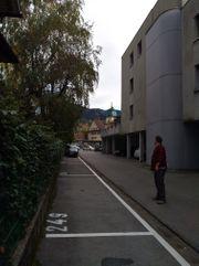 DORNBIRN fast Stadtmitte Parkplatz Autoabstellplatz