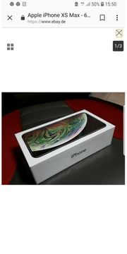 IPhone XS Max 512GB neu