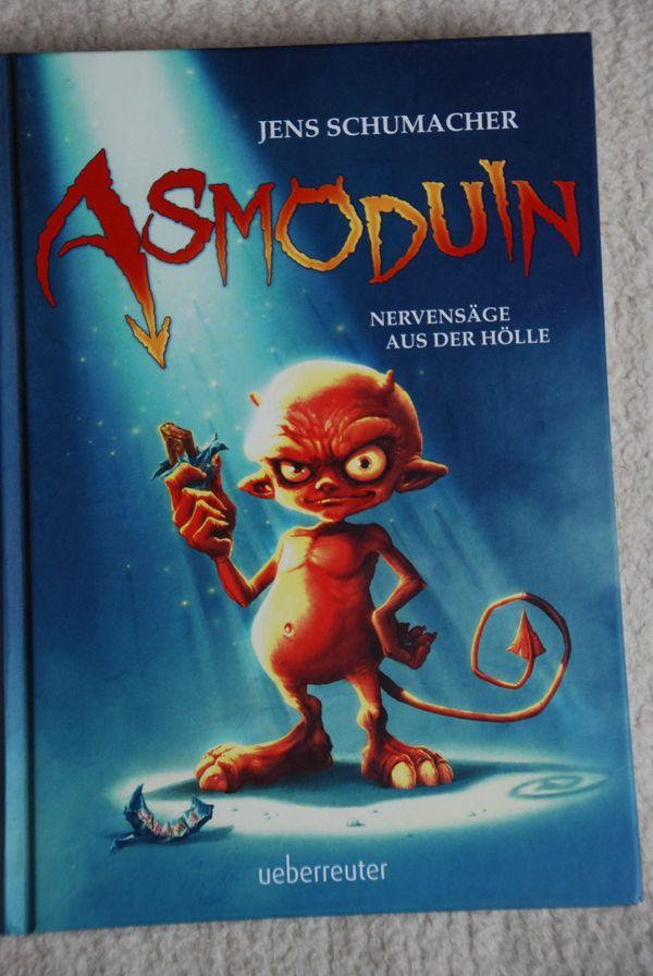 Lustiges Kinder-/ Jugendbuch ASMODUIN-Nervensäge aus der Hölle, neuw ...