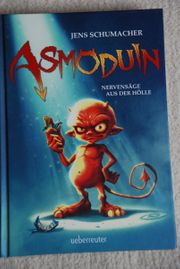 Lustiges Kinder- Jugendbuch ASMODUIN-Nervensäge aus