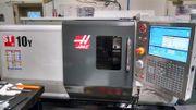 Haas ST-10Y CNC-Drehzentrum mit Y-Achse