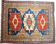 Orientteppich Kazak Zeijwa 220x177 T027