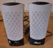 PC Aktiv-Lautsprecher auch für MP3