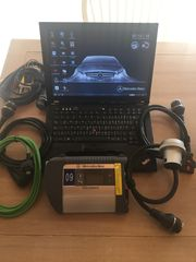 Mercedes C4 Star Diagnose 07