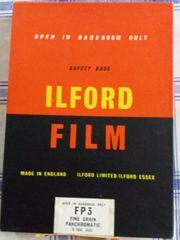Planfilme (Ilford, Agfa)