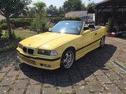 BMW E36 320iA Individual dakargelb