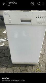Spülmaschine schmal 45