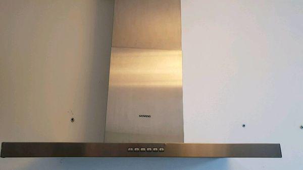 Siemens dunstabzugshaube lc bc umluft in berlin spülen