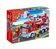 BanBao Feuerwehr Drehleiter 8313 neu