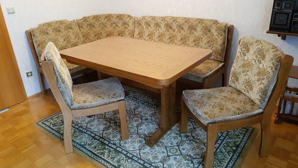 Eckbank Tisch 2   Erzhausen