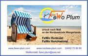 Ferienwohnungen in Hooksiel und Horumersiel