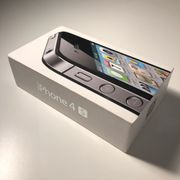 iPhone 4S - Schwarz