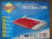 AMV Fritz Box 7390 wegen