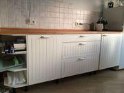 Ikea-Küchenmöbel / Unterschränke