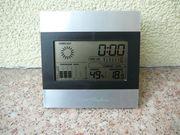Verkaufe Wetter-Multifunktions-LCD-Uhr LCD-Uhr Wecker und