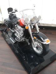 Motorrad Harley Davidson als Telefon