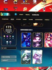 league of legends account mit
