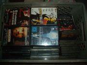 Kiste voll mit DVD s