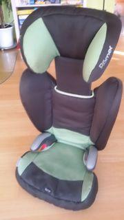 Römer Autositz grün-schwarz