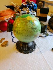 Globus Weltkugel Atlas