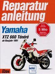 Reperaturanleitung XTZ 660