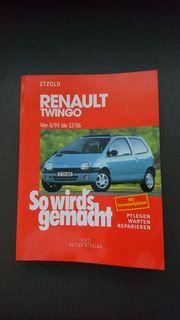 So wird s gemacht - Renault