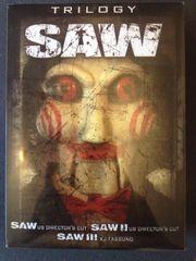 DVD Box Saw Trilogy 1-3
