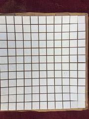 Fliesen Mosaik Jasba-TERRANO 5900H edelweiß