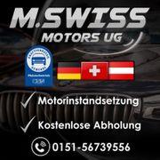 Motorinstandsetzung BMW X3 X4 X5