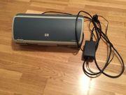 Drucker Farbdrucker Tintenstrahldrucker HP